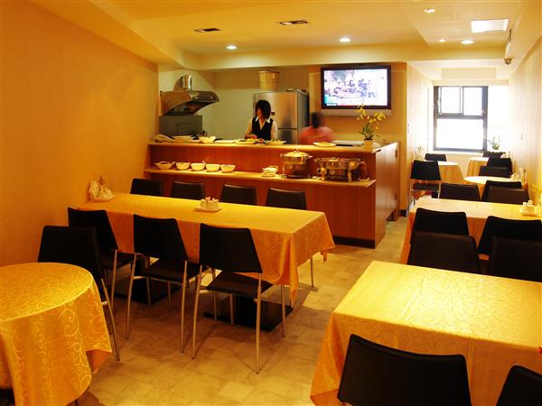 台北 東鑫商務旅館_餐廳_餐廳