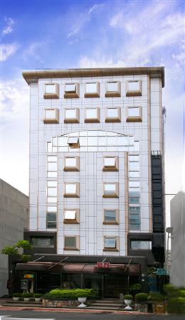 台北香城大飯店【豪悅店】_酒店外觀_酒店外觀