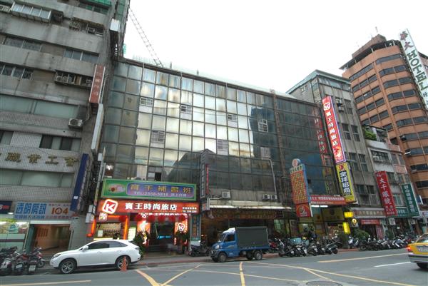 台北賓王時尚旅店_酒店外觀_酒店外觀