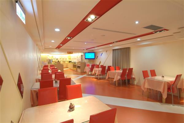 台北賓王時尚旅店_餐廳_餐廳