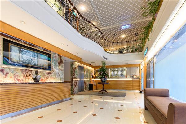 台北 新凱商務飯店_大廳_大廳