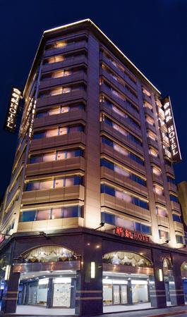 台北 新凱商務飯店_酒店外觀_酒店外觀