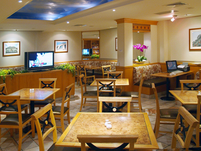 台北東吳大飯店_咖啡店_咖啡店