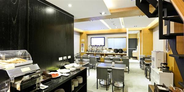 台北 立多精品旅館_餐廳_餐廳