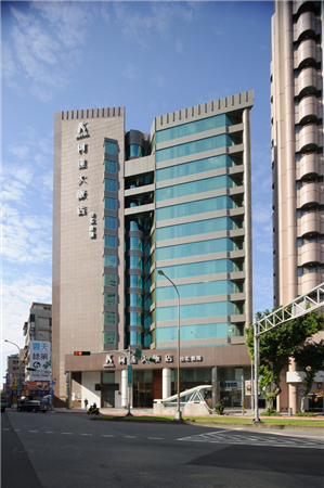 台北柯達大飯店【台北敦南】_酒店外觀_酒店外觀