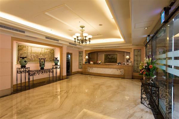 台北 首都大飯店【小巨蛋館】_大廳_大廳