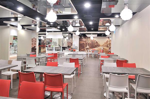 台北西悠飯店_餐廳_餐廳