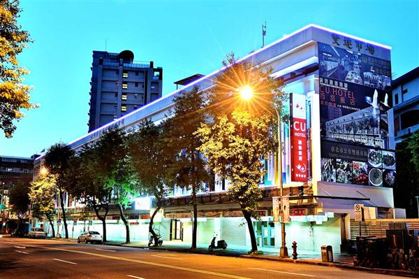 台北西悠飯店_酒店外觀_酒店外觀