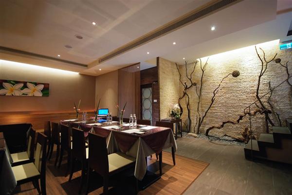 台北 富濠飯店_餐廳_餐廳