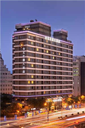 台北 花園大酒店_酒店外觀_酒店外觀