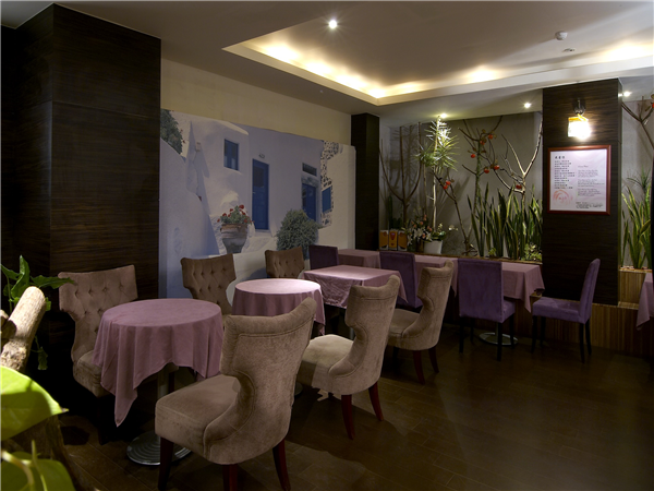 台北 綠蒂飯店_餐廳_餐廳
