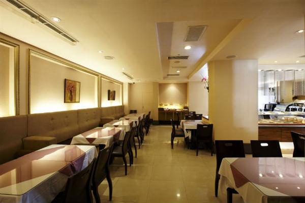 台北碧瑤飯店_餐廳_餐廳