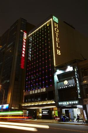 台北碧瑤飯店_酒店外觀_酒店外觀