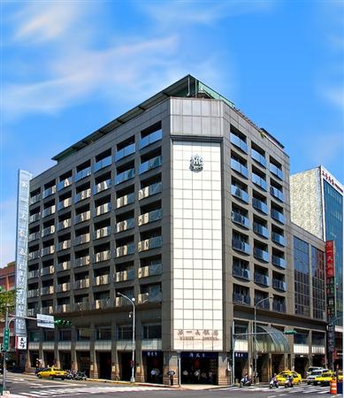 台北 第一大飯店_酒店外觀_酒店外觀