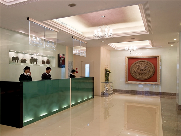 台北 第一大飯店_大廳_大廳