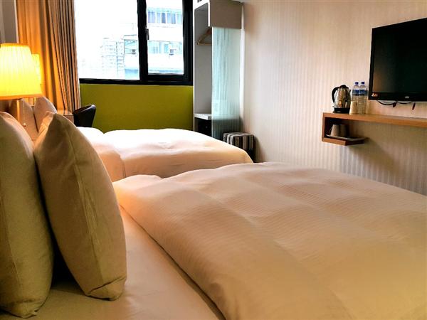 台北儷萊大飯店_客房_客房