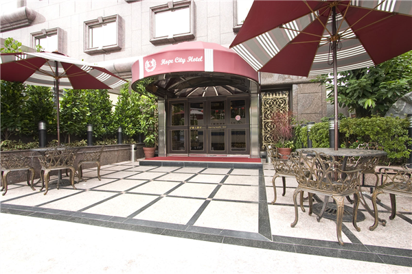 台北 香城大飯店【松山店】_酒店外觀_酒店外觀