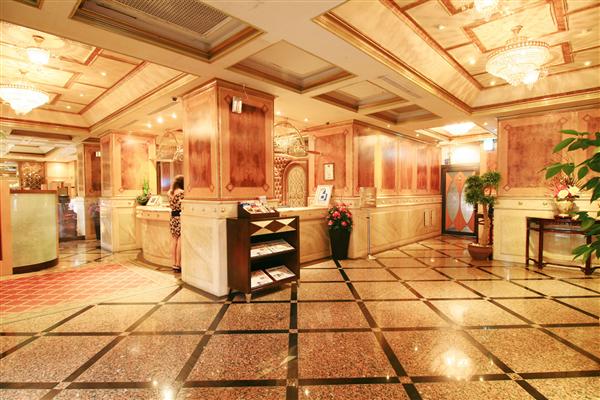 台北 香城大飯店【松山店】_大廳_大廳