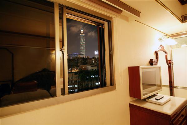 台北 香城大飯店【松山店】_客房_景觀客房