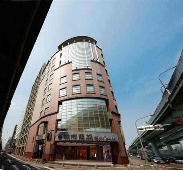 台北 城市商旅【南東館】_酒店外觀_酒店外觀
