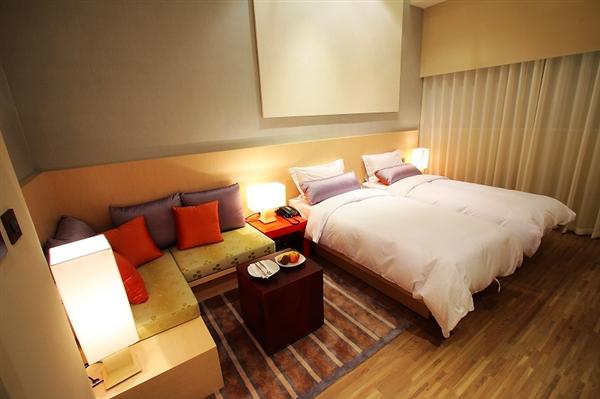 台北 城市商旅【南東館】_客房_標準客房-兩小床