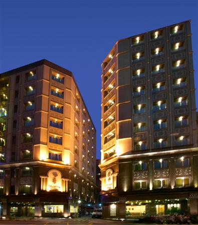台北 皇家季節酒店【南西館】_酒店外觀_酒店外觀