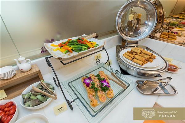 台北 皇家季節酒店【南西館】_餐廳_餐廳