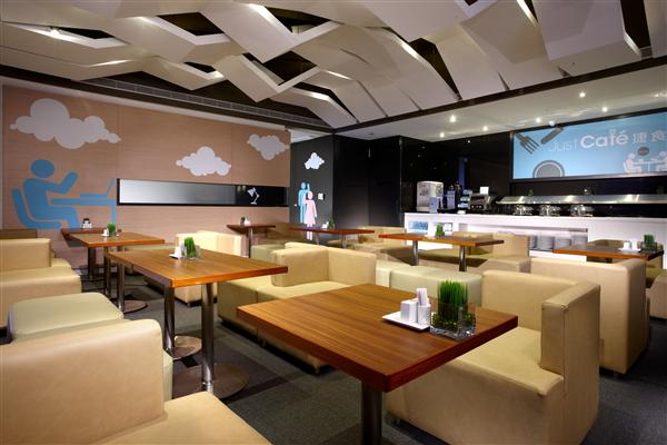 台北捷絲旅【林森店】_餐廳_Just Cafe.