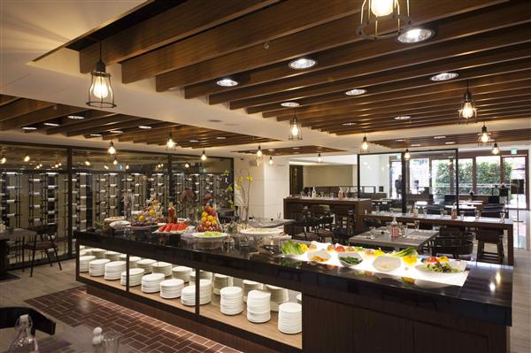 台北內湖駿宇飯店_餐廳_餐廳