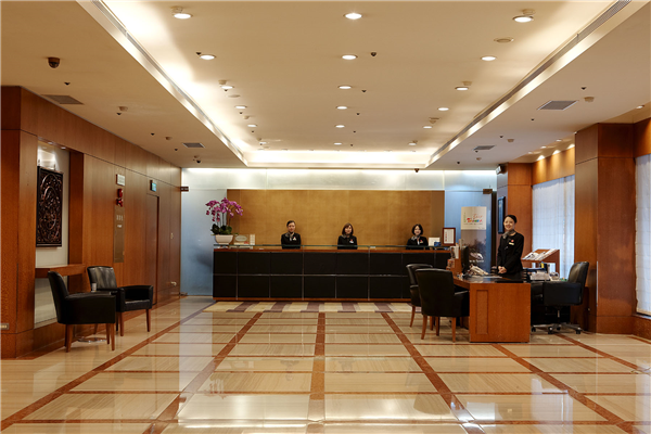 台北華泰王子大飯店_大廳_大廳