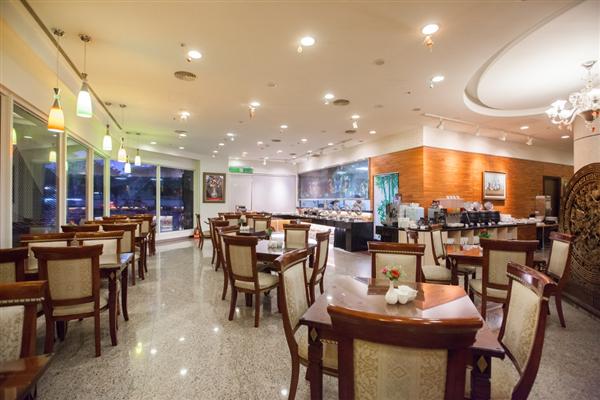台北 麒麟商旅_餐廳_餐廳