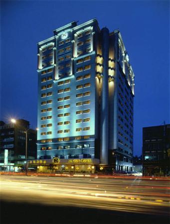 台北 三德大飯店_酒店外觀_酒店外觀