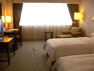 台北 凱撒大飯店_客房_精緻客房二小床