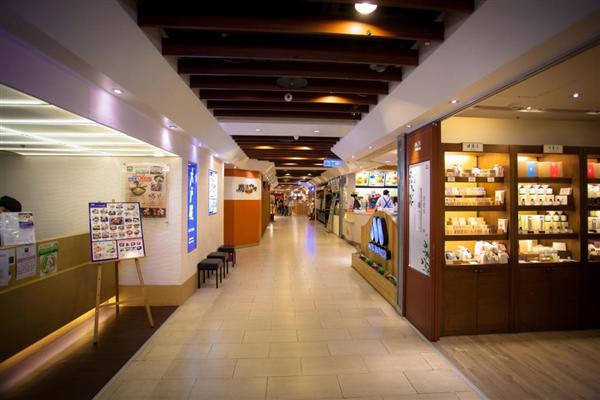 台北 凱撒大飯店_商店_商店