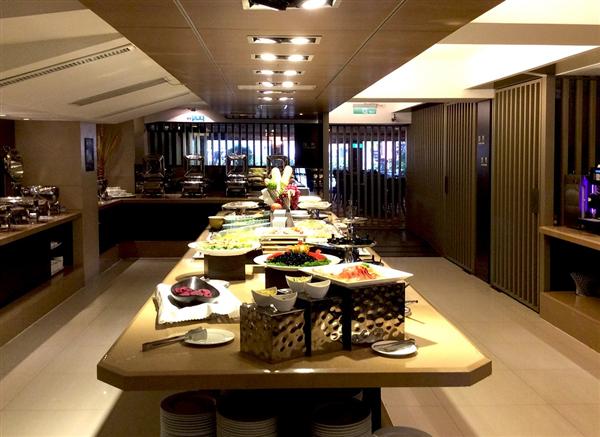 台北 福君海悅大飯店_餐廳_餐廳