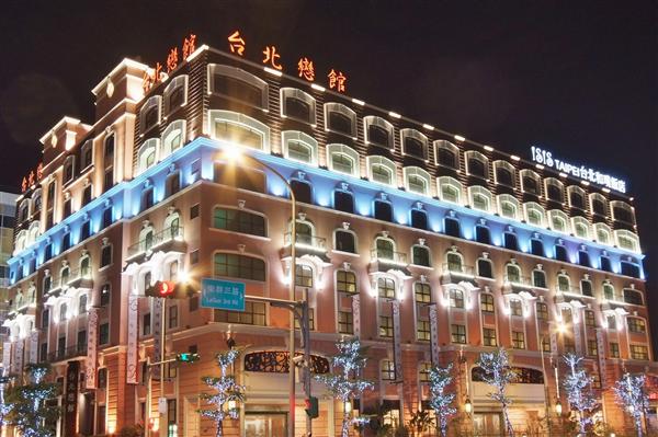 台北戀館_酒店外觀_酒店外觀
