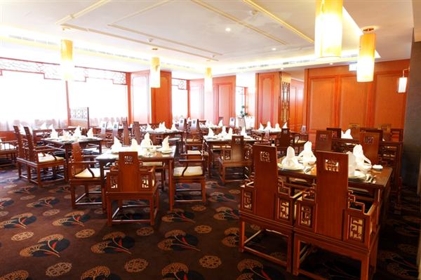 台北 首都大飯店【旗艦館】_中餐廳_上海豫園湯包