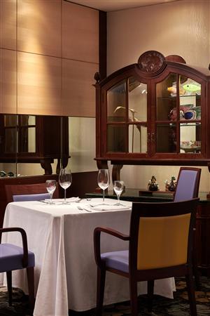 台北 歐華酒店_牛排屋_1樓地中海牛排餐廳