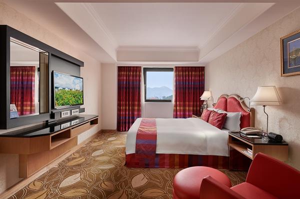 台北 歐華酒店_客房_標準客房