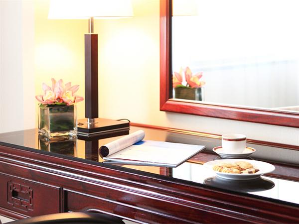 台北 福華大飯店_客房_標準單床房