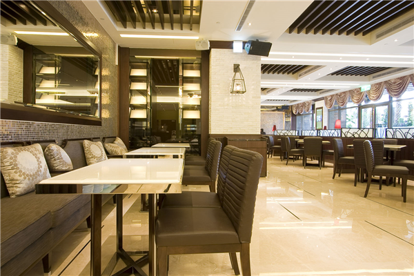 台北香樹花園酒店_餐廳_餐廳