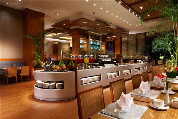 台北美麗信花園酒店_餐廳_餐廳