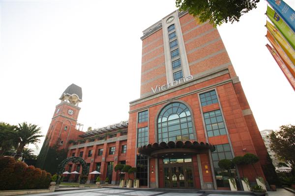 台北維多麗亞酒店_酒店外觀_酒店外觀