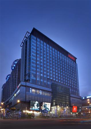 台北君品酒店_酒店外觀_酒店外觀