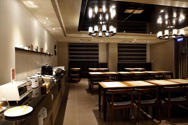 新北板橋 百麗旅店_餐廳_餐廳