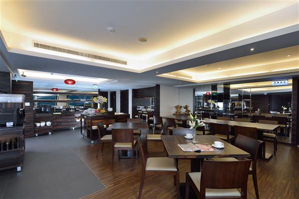 新北淡水 觀海樓旅店_餐廳_餐廳
