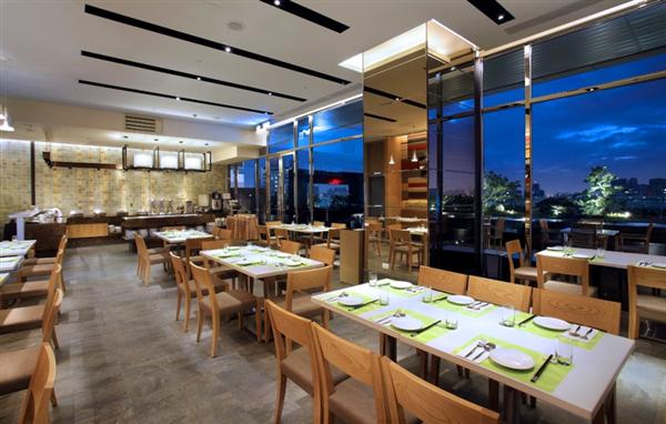 新北蘆洲 成旅晶贊飯店_餐廳_餐廳