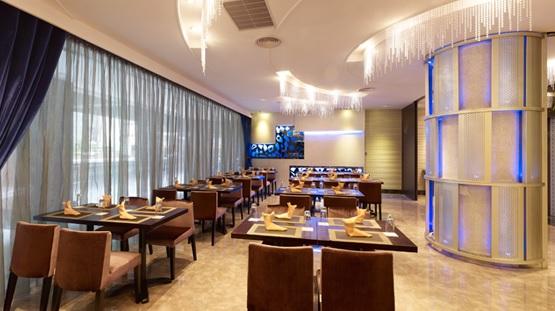 新北中和 沐舍時尚酒店_餐廳_餐廳