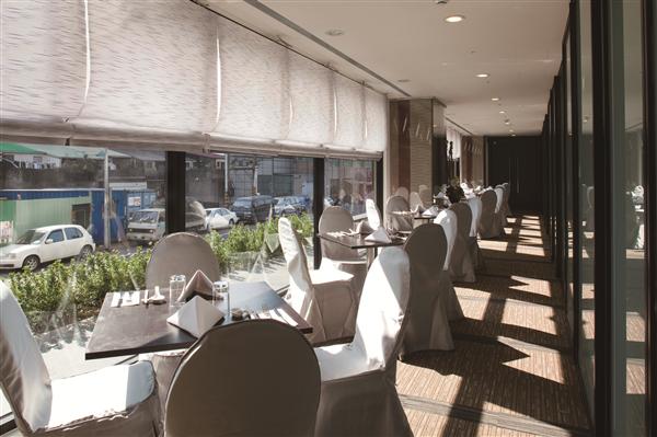新北淡水 亞太飯店_餐廳_綠漾餐廳
