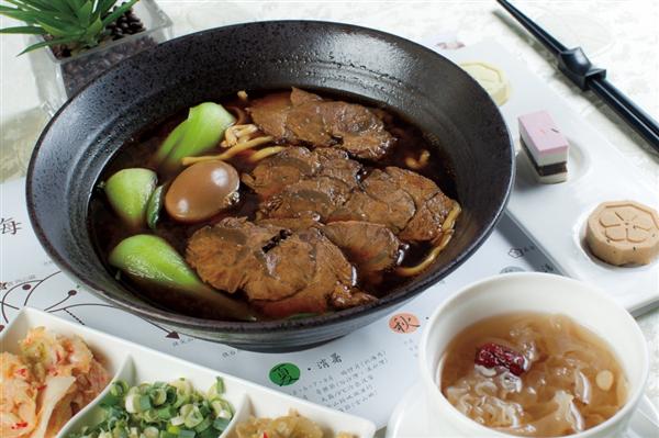 新北陽明山天籟渡假酒店_餐廳_牛肉麵套餐